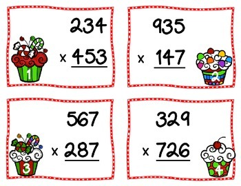 3 Digit by 3 Digit Multiplication using Augmented Reality