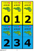 3-Digit to 9 Addition (3-Digit to 9 Worksheets + Full Color Addition Game)