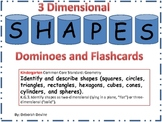 3-Dimensional Dominoes and Flashcards Meeting Common Core Standards