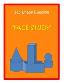 3-Dimensional Figures - Faces, Vertices, and Edges