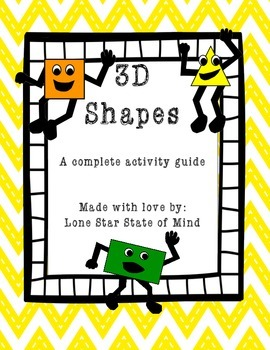 3-Dimensional Shapes