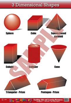 3 Dimensional Shapes