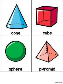 3-Dimensional Shapes - A Sorting Activity {FREEBIE}