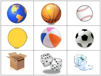 3 Dimensional Shapes Math Sort Center Activities