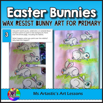 Easter Art Projects for Primary