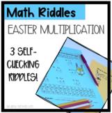 3 Easter Multiplication Riddles