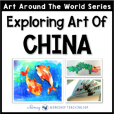 3 Easy Art Projects to Explore China (from Art Around the World)