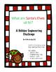 3 Engineering Challenge Bundle: Hanukkah Lights, Reindeer Food, Santa's Elves
