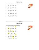 3 English Pronunciation Worksheets