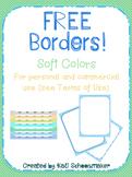 3 FREE Cute Borders Arrow Pattern Frames