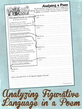 3 FREE Figurative Language Worksheets