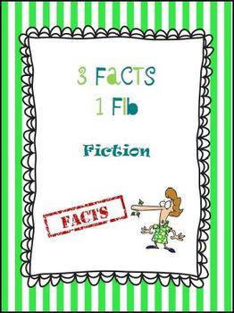 3 Facts 1 Fib Fiction