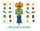 3 Fall Game Boards for VCE Syllables