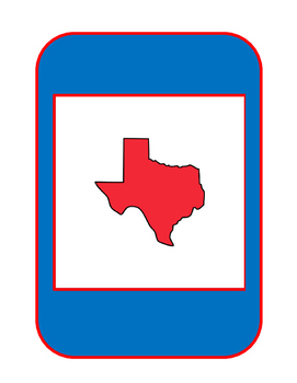 3 Famous Texas Landmarks Expository Writing Prompts STAAR 3rd 4th 5th SET C
