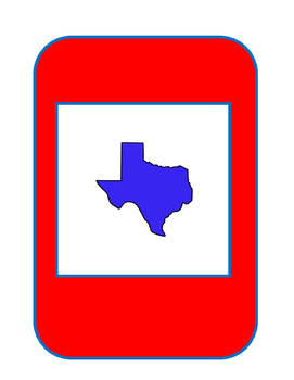 3 Famous Texas Landmarks Expository Writing Prompts STAAR 6th 7th SET B