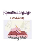 3 Figurative Language Exercises