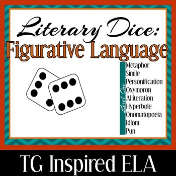 3 Figurative Language Games: Literary Analysis Review for STAAR  - TSI - CCSS