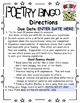 3 Fluency Home Practice Themes: Race, Bingo, Scavenger Hunt