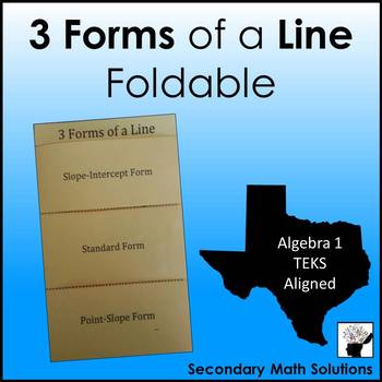 Lines Foldable