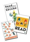 3 Free Reading Posters