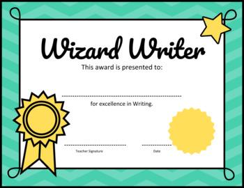 AWARDS - 3 FREE Fun Awards - End of Year Certificates