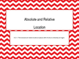 3.G.1.1 Absolute and Relative Location