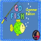 3 Go Fish Grammar Games Antonym Synonym and Homophone