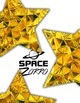 3 Golden Shiny Stars ( images / clip arts )