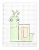 Coordinate Graphing Pictures:  a Lion, a Gorilla, and a Snail.  All quadrant one