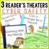 3 Growth Mindset Reader's Theaters: Cyber Safety