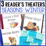 3 Growth Mindset Reader's Theaters: Winter Season