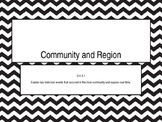 3.H.1.1 Community and Region