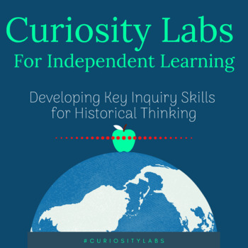 3 High Interest Inquiry Based Learning Labs (Bundle) for Student Led Learning