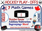 Hockey Math Games Are Engaging and Fun For Everyone