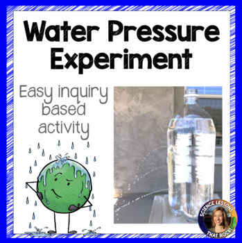 3 Hole Bottle Inquiry Experiment