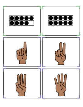 3 Kindergarten Number Activities to Practice Number Sense