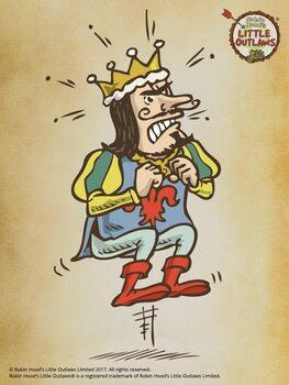 3. King John and his rule (Magna Carta)