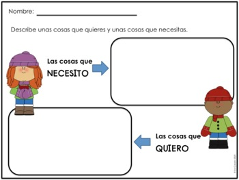 Spanish Three Kings Day Reyes Magos Story Writing