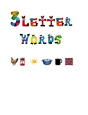 3 LETTER WORD ACTIVITY