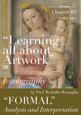 """3 """"Learning all about Artworks"""" - Chapter III (part one) -"""