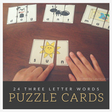 3 Letter Words Puzzles