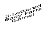 3-Lettered Body Parts