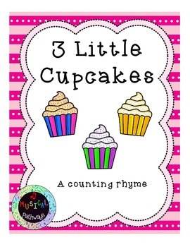 3 Little Cupcakes FREEBIE