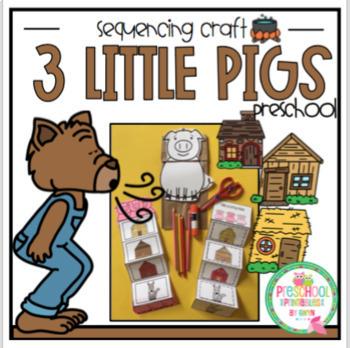 3 Little Pigs Crafts
