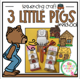 3 Little Pigs Crafts