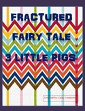3 Little Pigs Fractured Fairy Tale Activity