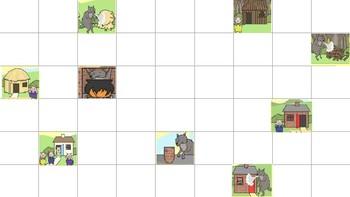 3 Little Pigs & Goldilocks Coding Exercise