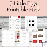 3 Little Pigs - Grades 1 and 2