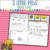 Three Little Pigs Mini Unit