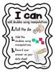 3 Little Pigs Math Doubles Center Bilingual